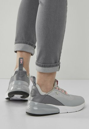 VALEN - Sneakers basse - light grey/peach