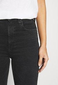Replay - LEYLA HYPERFLEX RE-USED - Jeans Skinny Fit - dark grey - 3