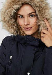 Vero Moda - Winter coat - navy blazer - 3