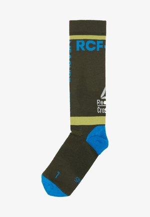 CREW - Sports socks - green