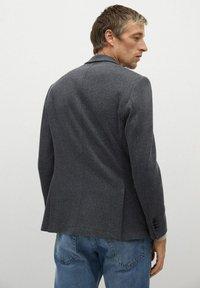 Mango - LONDON - Blazer jacket - gris - 2