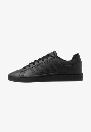 COURT WINSTON - Sneakersy niskie - black