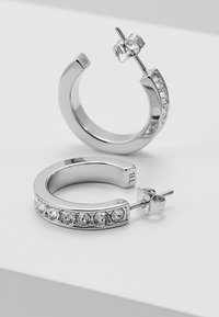 Ted Baker - SEANNIA HOOP EARRING - Earrings - silver-coloured - 2