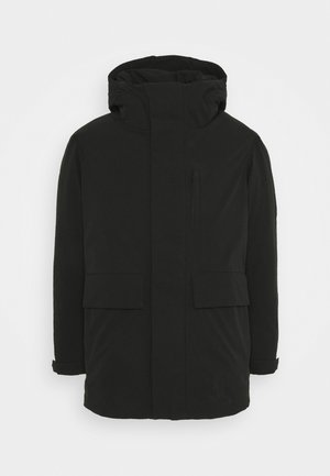 COLE - Winter jacket - schwarz