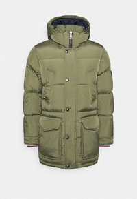 Tommy Hilfiger - Down coat - green - 8
