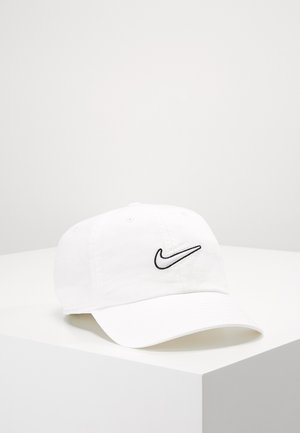 WASH UNISEX - Cap - white