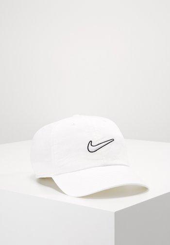 WASH UNISEX - Caps - white