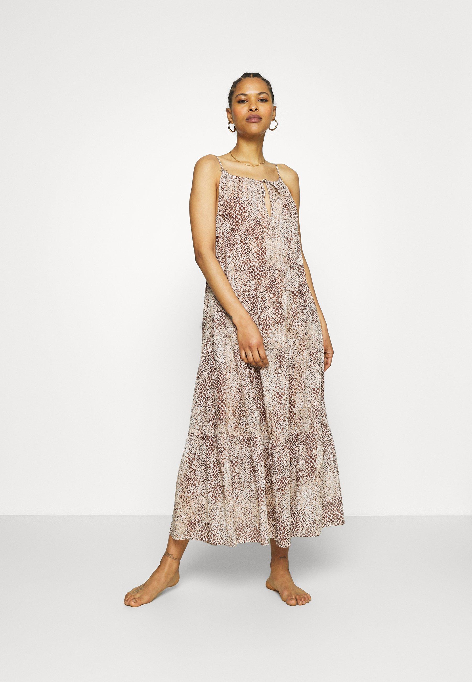 Donna SERPENTINE TIERED DRESS - Accessorio da spiaggia