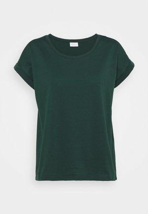 VIDREAMERS PURE - Basic T-shirt - pine grove