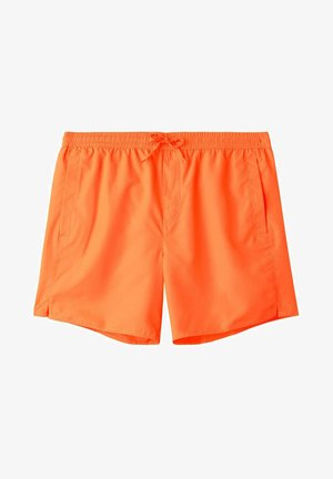 Surfshorts - papaya orange