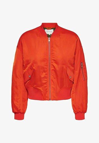 SPRING  - Bomber Jacket - orange.com