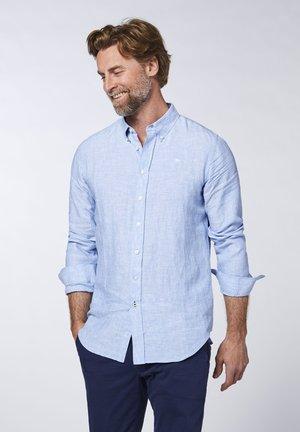 Shirt - bel air blue