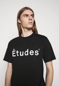 Études - UNISEX - T-shirt imprimé - black - 3