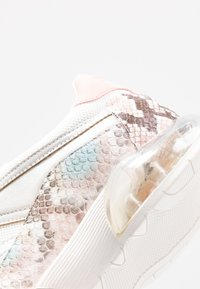 DKNY - BLAKE  - Matalavartiset tennarit - white/blush/multicolor - 2