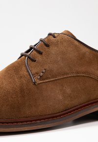 Shoe The Bear - NATE - Lace-ups - tobacco - 5