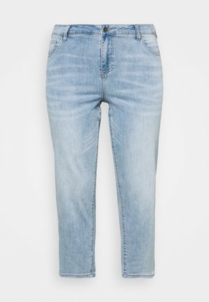 JGIA PLUS - Jeans Skinny Fit - light blue denim