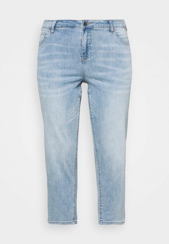 JGIA PLUS - Skinny džíny - light blue denim