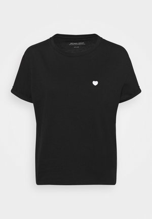 SERZ - T-shirt basic - black