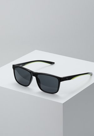 Sunglasses - black/yellow