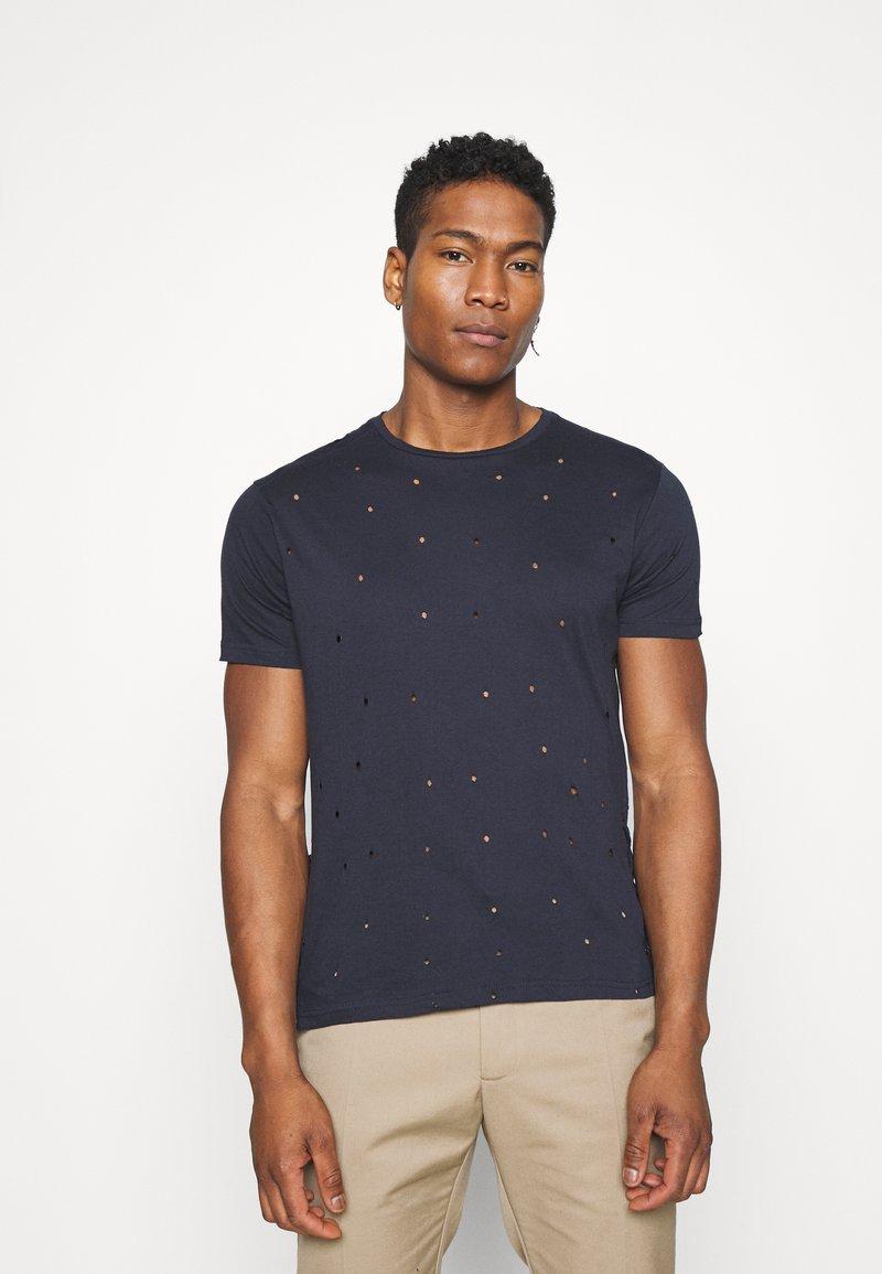 Brave Soul - Basic T-shirt - navy