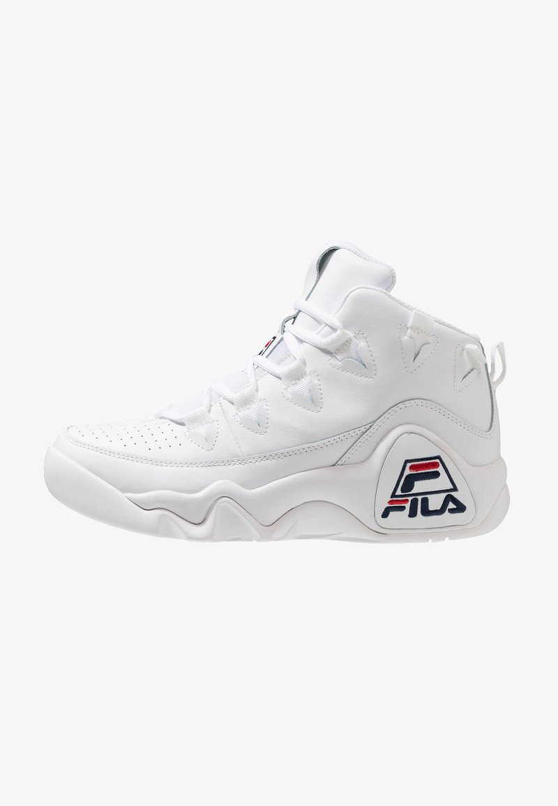 Fila - High-top trainers - white