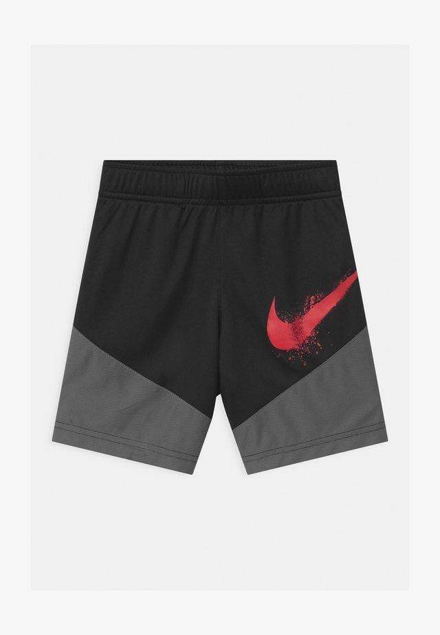DOMINATE - Pantalones deportivos - black
