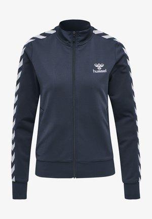 NELLY ZIP JACKET - Training jacket - blue nights