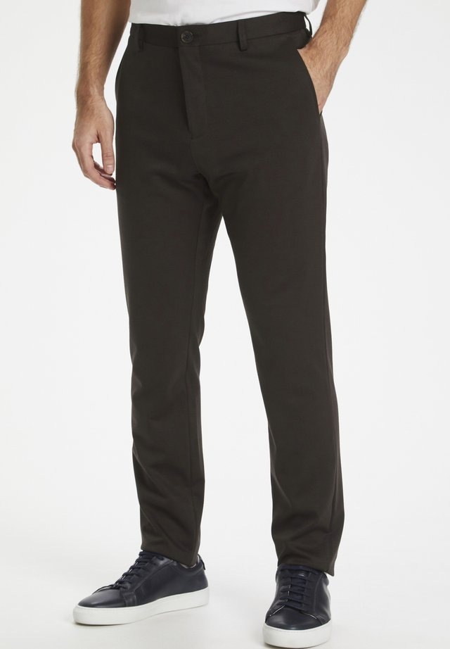 Broek - dark brown