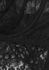 Nly by Nelly - EYELASH BRA - Underwired bra - black - 2