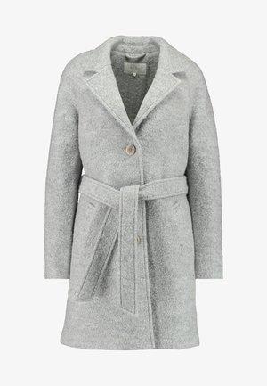 VIALANIS - Trenchcoat - light grey melange