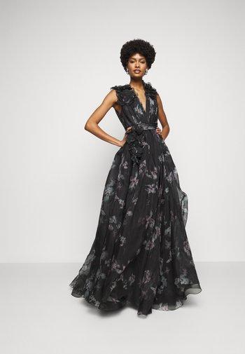 GOWN - Společenské šaty - black