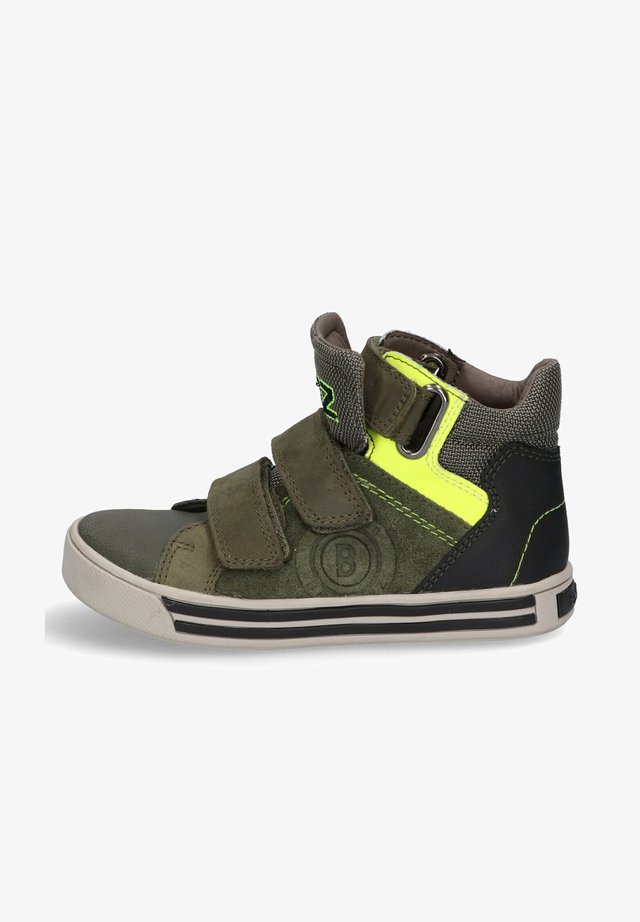 DEX DAY   - Sneakers hoog - green