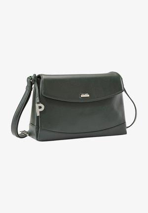 REALLY - Across body bag - grün