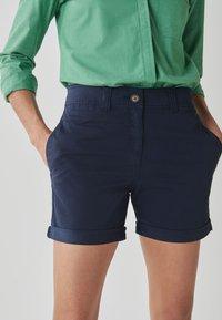 Next - Shorts - dark blue - 0