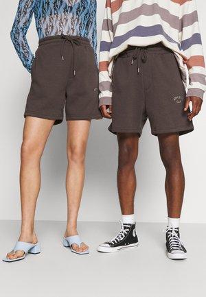 JJITOBIAS  UNISEX - Shorts - seal brown