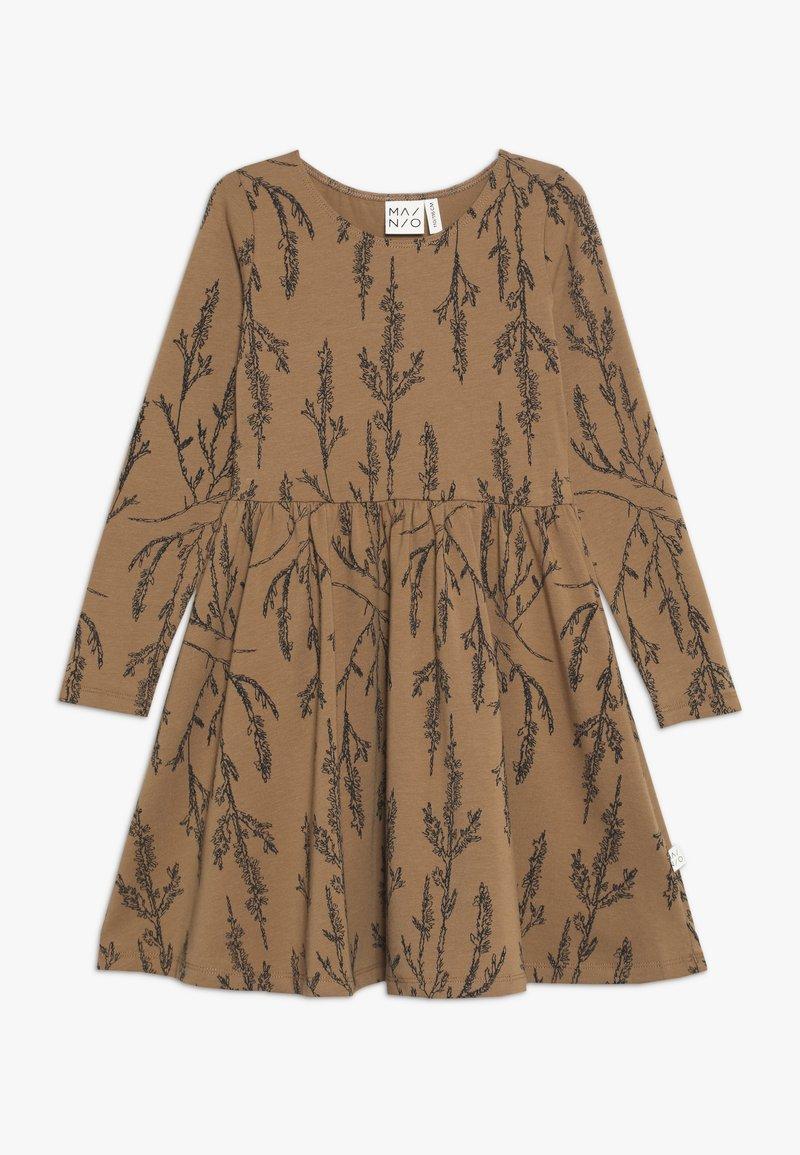 Mainio - HEATHER DRESS - Vestido ligero - dijon