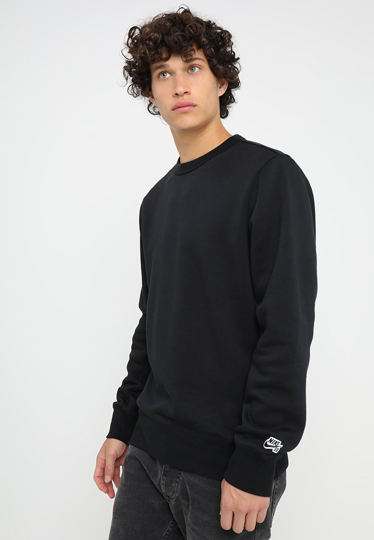 Nike SB - CREW ICON - Bluza - black