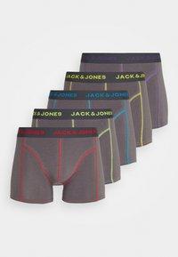 Jack & Jones - JACDIEGO TRUNKS 5 PACK - Pants - castlerock - 6