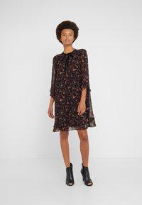 Marella - ORDA - Day dress - black - 0