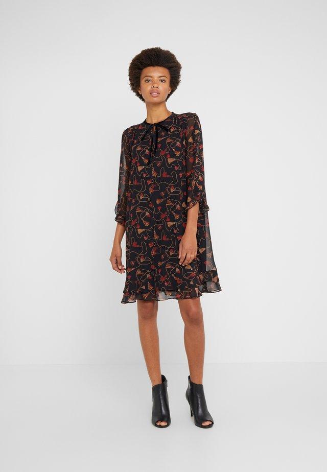 ORDA - Sukienka letnia - black