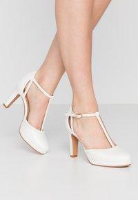 Anna Field - High heels - white - 0