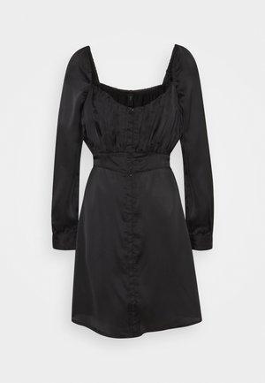 YASALMA SHORT DRESS - Juhlamekko - black