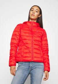 Tommy Jeans - Light jacket - deep crimson - 0