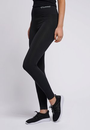HMLTIF  - Leggings - black