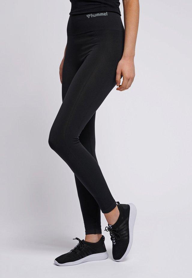 HMLTIF  - Leggings - black