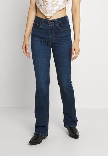 725 HIGH RISE BOOTCUT - Bootcut jeans - bogota shake
