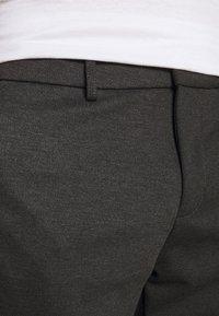TOM TAILOR DENIM - Shorts - anthracite - 3