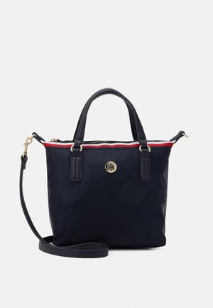 POPPY SMALL TOTE CORP - Handbag - blue