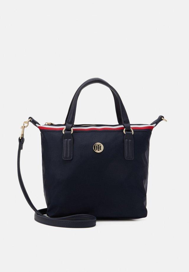 POPPY SMALL TOTE CORP - Handbag - blue