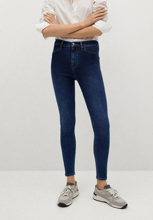 JEGGING - Jeans Skinny Fit - donkerblauw